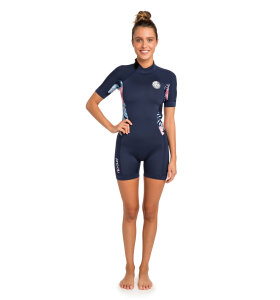 Rip Curl - DAWN PATROL WOMEN 2/2 SHORTY | NAVY