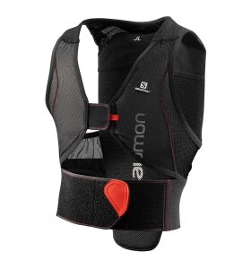 FLEXCELL JUNIOR | BLACK / RED
