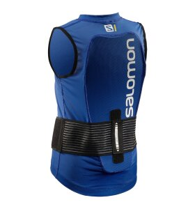 FLEXCELL LIGHT VEST JUNIOR | BLUE