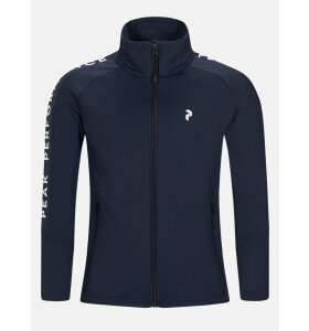 Peak Performance - RIDER HZ MIDLAYER TIL BØRN | BLUE SHADOW