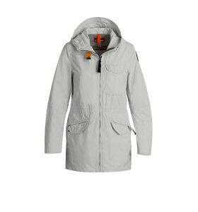 Parajumpers - MORGANA WINDBREAKER TIL KVINDER | WHITE CREAM