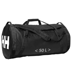 Helly Hansen - DUFFEL BAG 50L | BLACK