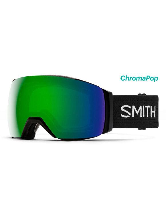 Smith - I/O MAG XL GOGGLE 2 LINSER | BLACK/GREEN