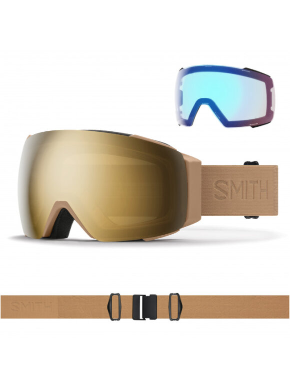 Smith - I/O MAG GOGGLE 2 LINSER | SAFARI FLOOD