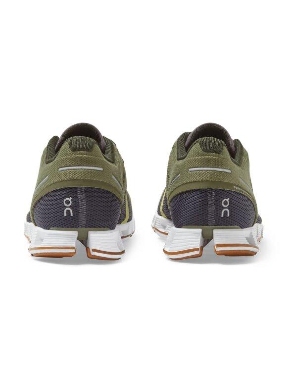 ON - On Cloud Sneakers   Women   Reed/Damson