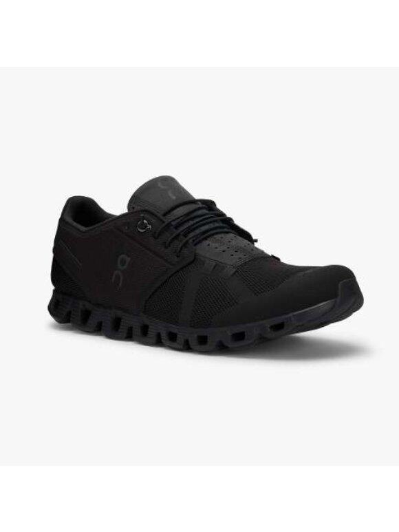 ON - On Cloud Sneakers | Men | All Black