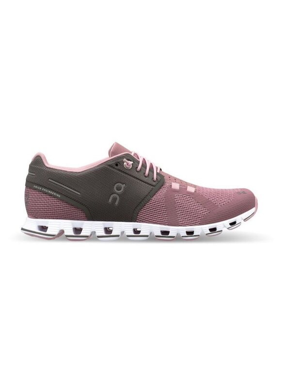 ON - On Cloud Sneakers | Women | Charcoal/Rose