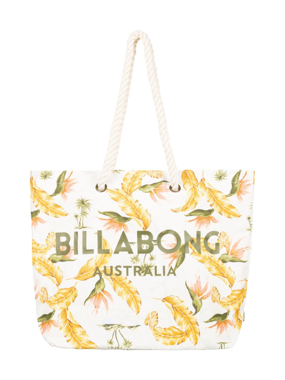 Billabong - Essential Beach Bag | Canvas Flower
