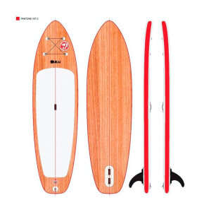 Oukai - Wood Edition 11'2 Oppusteligt SUP | Wood
