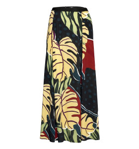 Superdry - Maxi Nederdel | Cut Above Leaves
