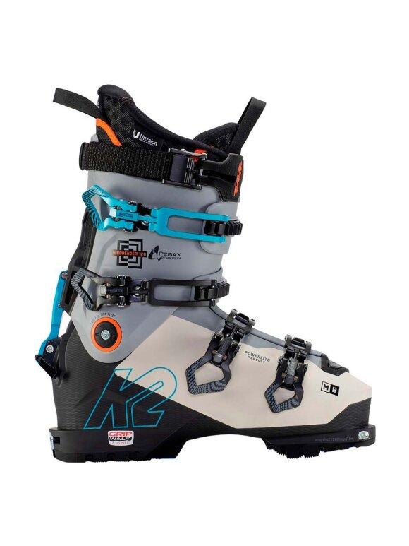 K2 - Mindbender 120 Gripwalk Skistøvler | Unisex | Grey
