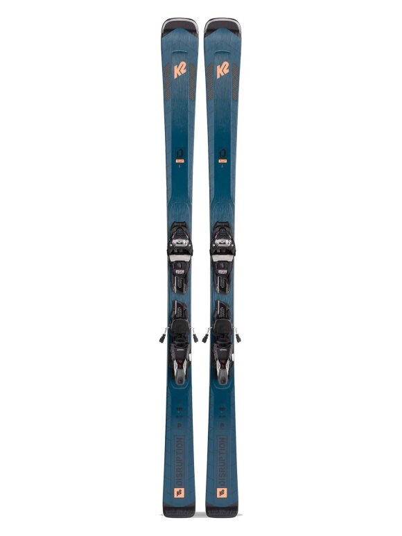 K2 - Disruption Alliance Ski 78C 2022   Kvinder   Blue