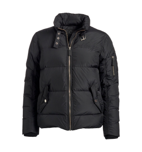 SOS WOMENS DAVITTA DOWN JACKET | BLACK