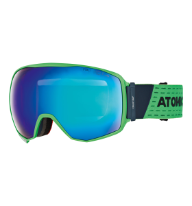 ATOMIC COUNT 360 HD SKIGOGGLE | GREEN