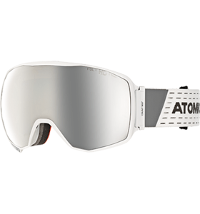 ATOMIC COUNT 360 HD SKIGOGGLE | WHITE