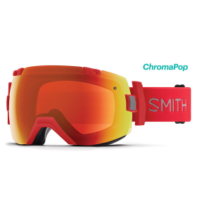 SMITH I/OX GOGGLES | RISE/RED